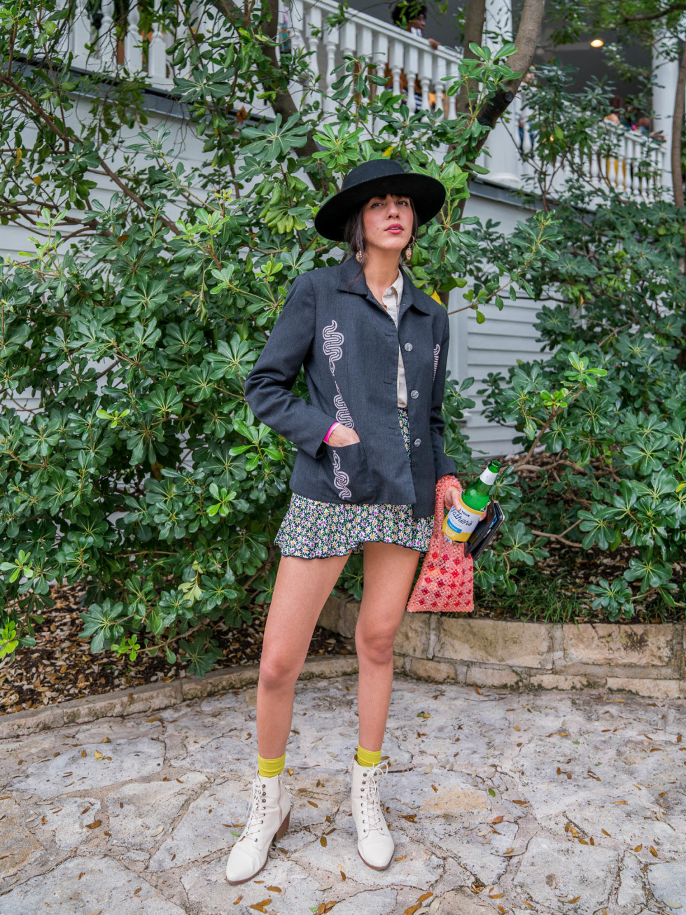 Create and Cultivate Austin SXSW 2019 at the Allan House Leslie Barrientos