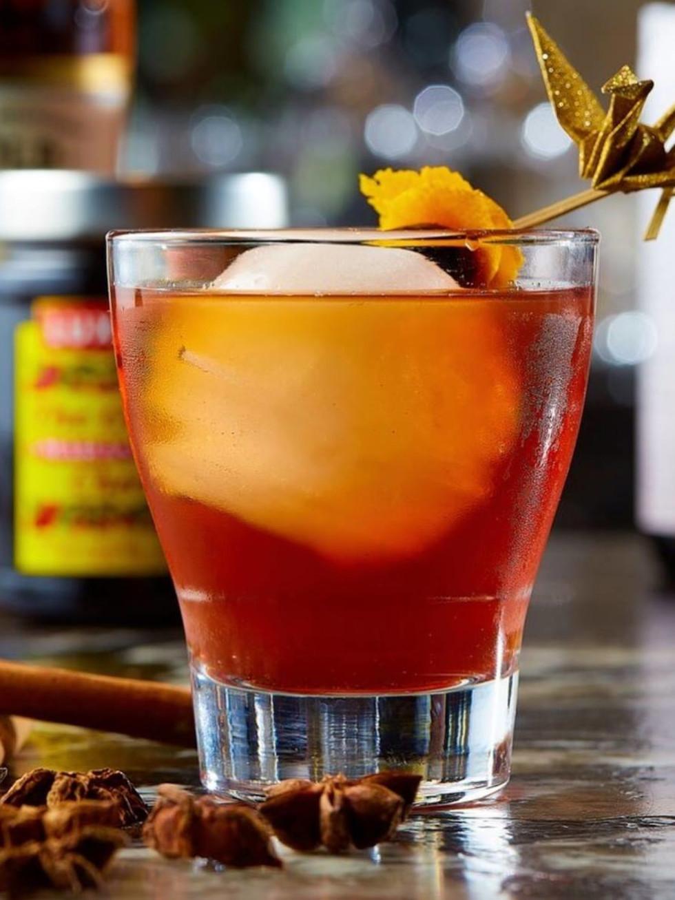 KAI Legacy West cocktail