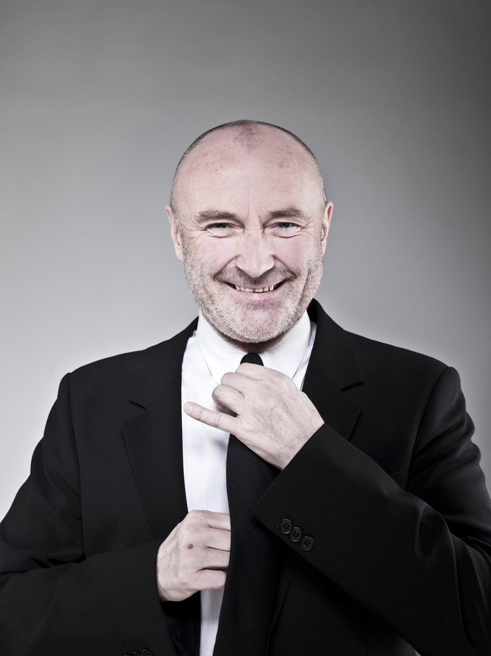 Phil Collins headshot