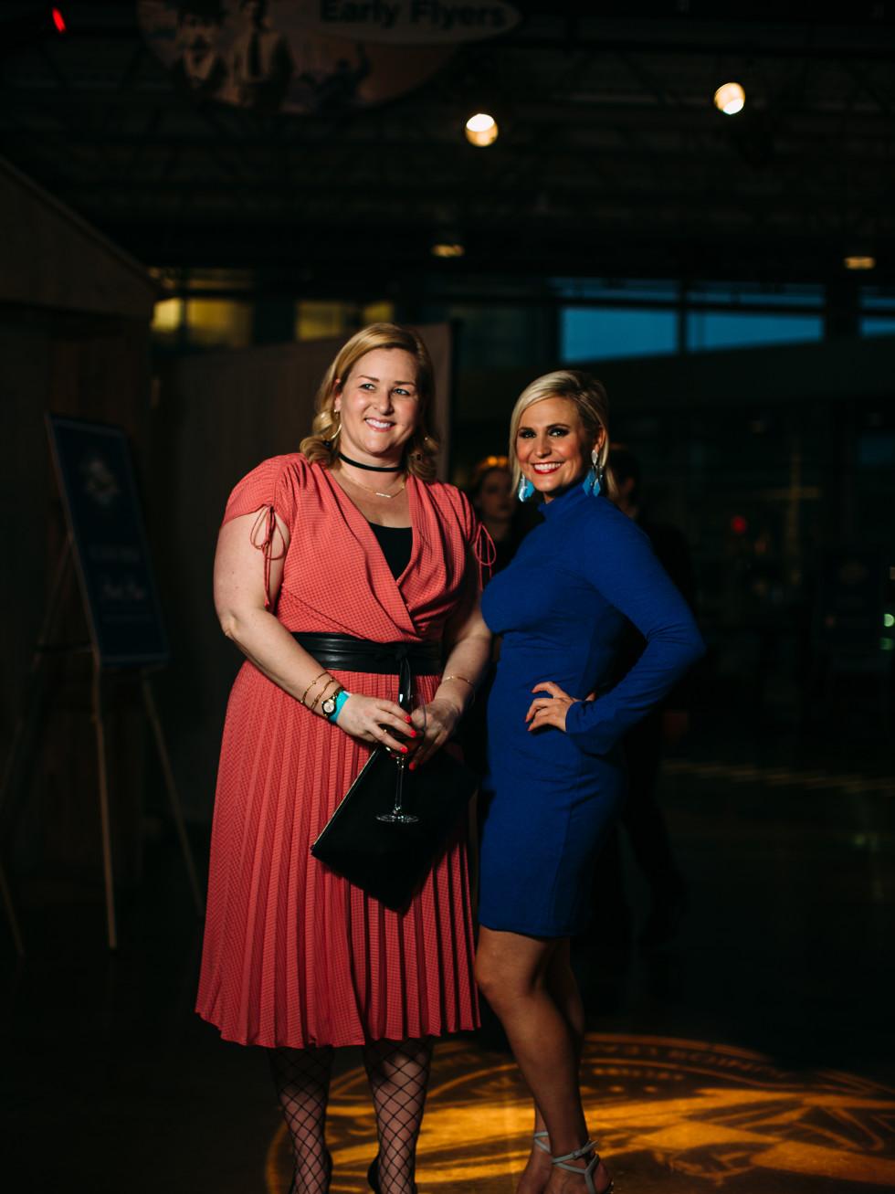 Sarah Donahu, Katie Crnkovich