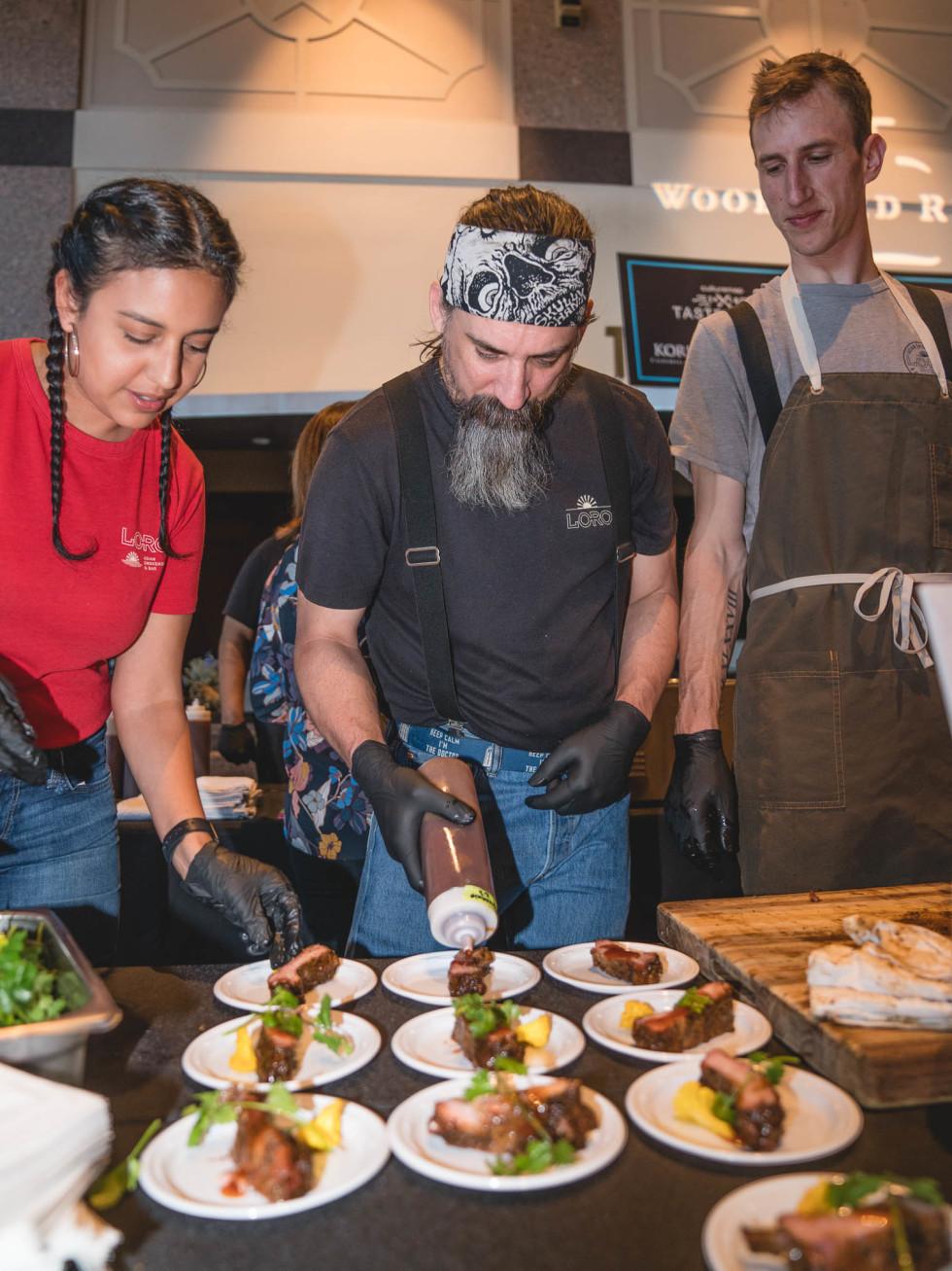 CultureMap Tastemakers 2019 Bob Bullock Museum Loro