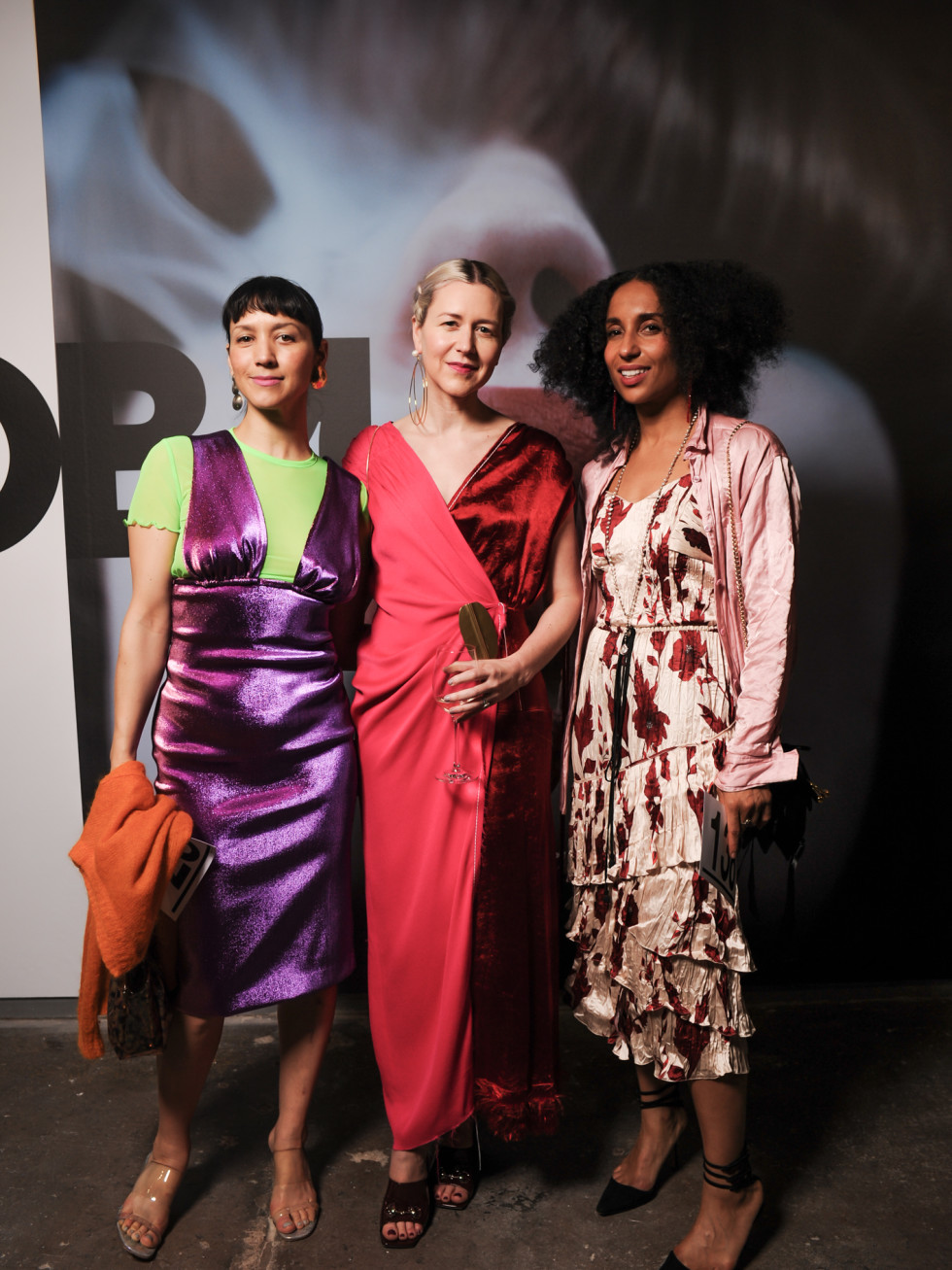 Amanda Carter, Kristen Cole, Chioma Nnadi