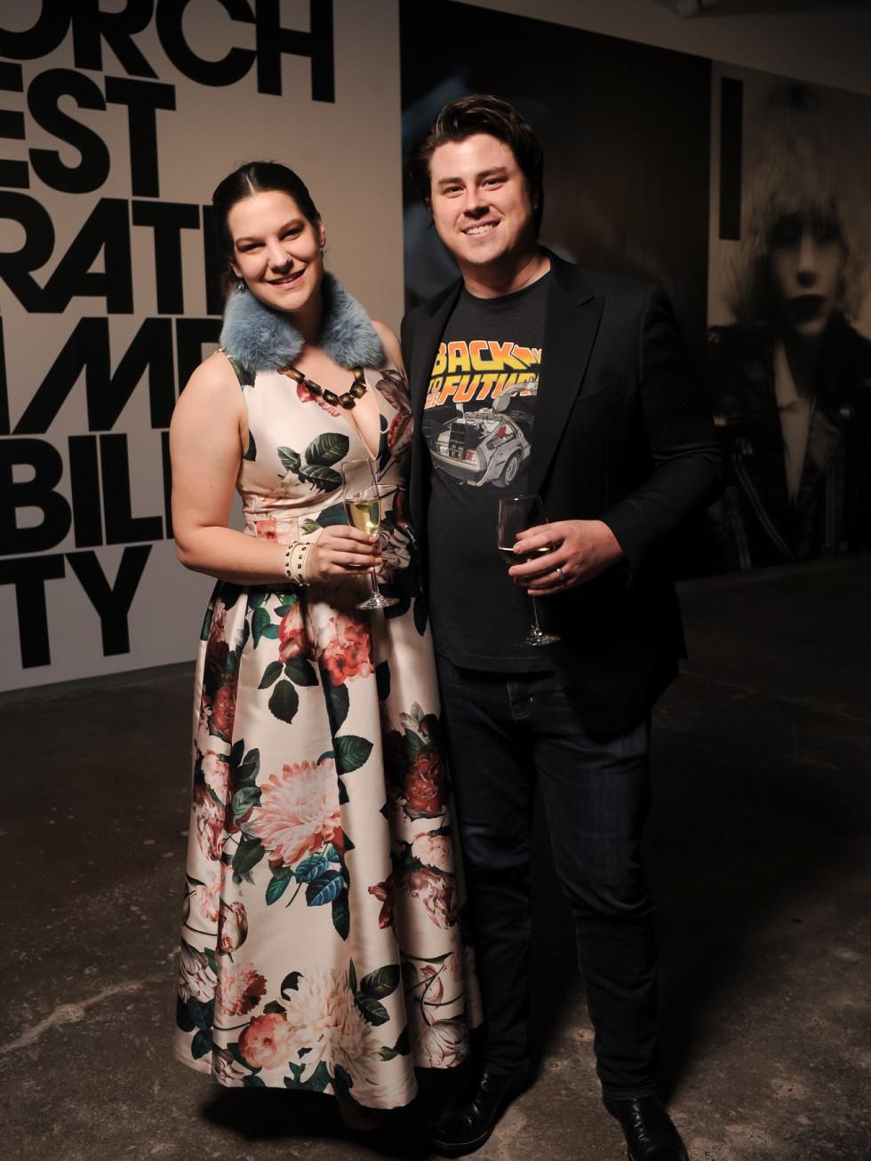 Megan Bowdon Wilkinson, Joey Wilkinson