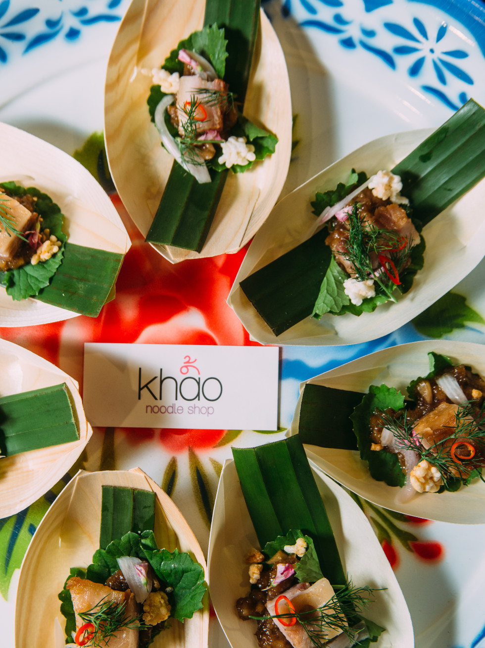 Khao Noodle Shop, Tastemaker Awards Dallas
