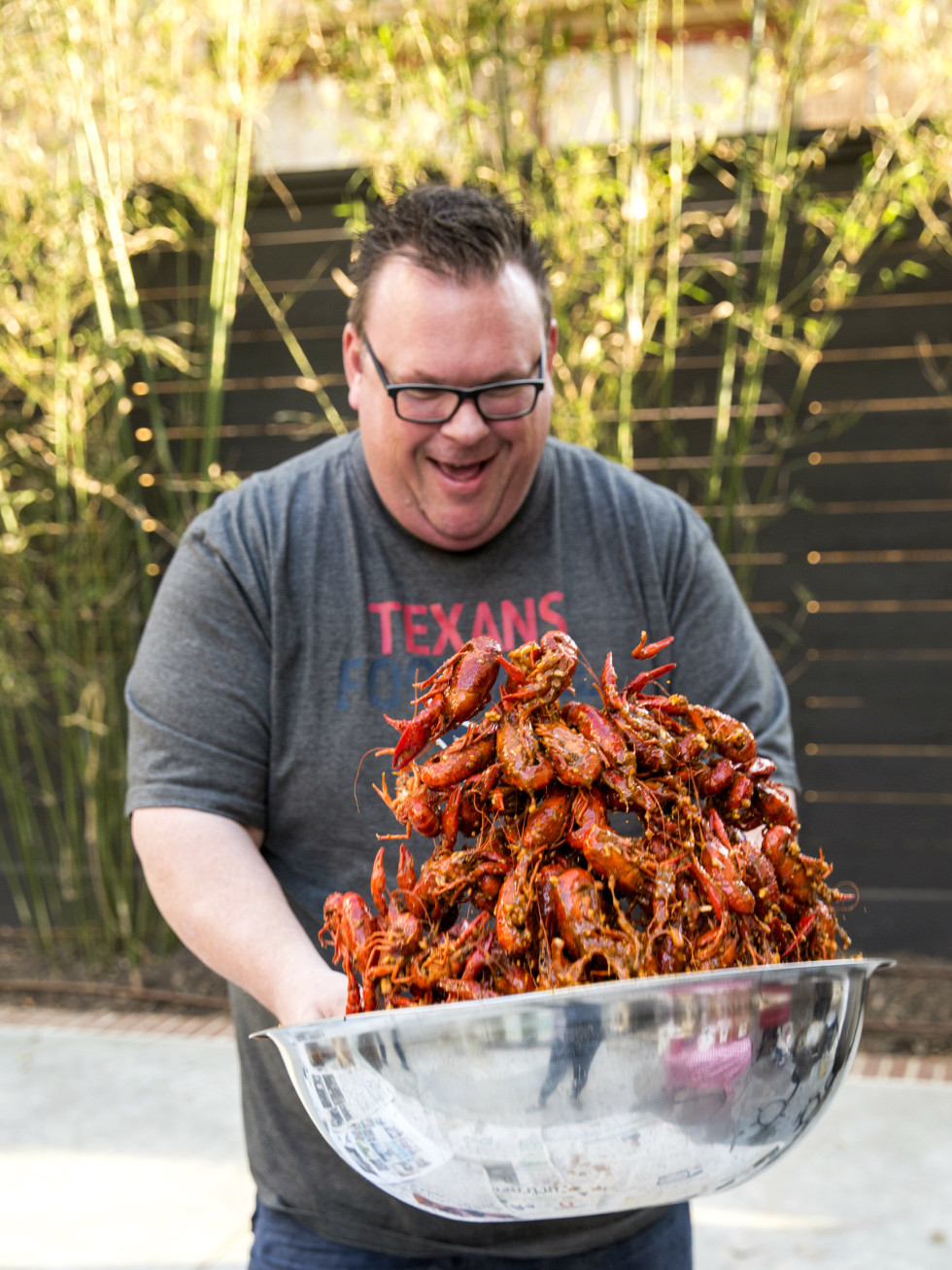 Chris Shepherd crawfish