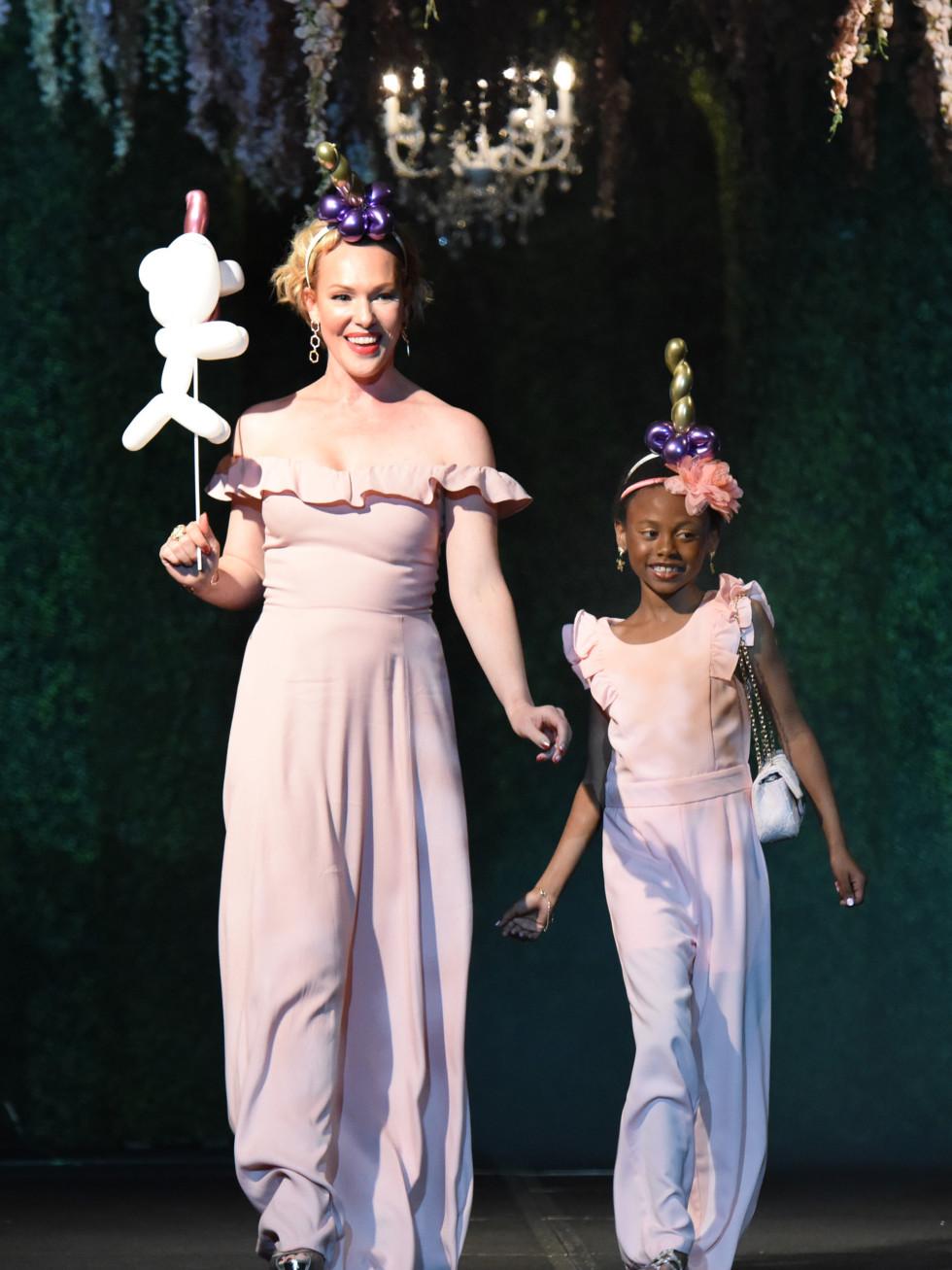 Sha'Khia Johnson, 8, Mesquite: Erin Cummings, actress, from LA