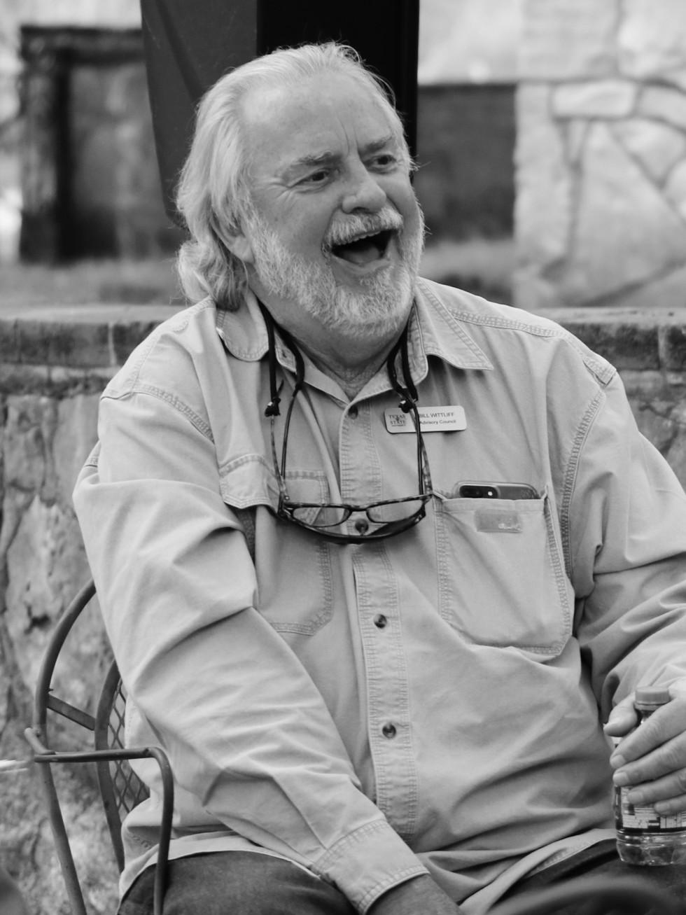 Bill Wittliff portrait