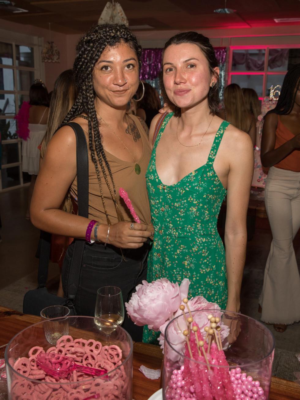 Teen Vogue Sweet 16 Jasmine Brooks and Emma O'Donoghue