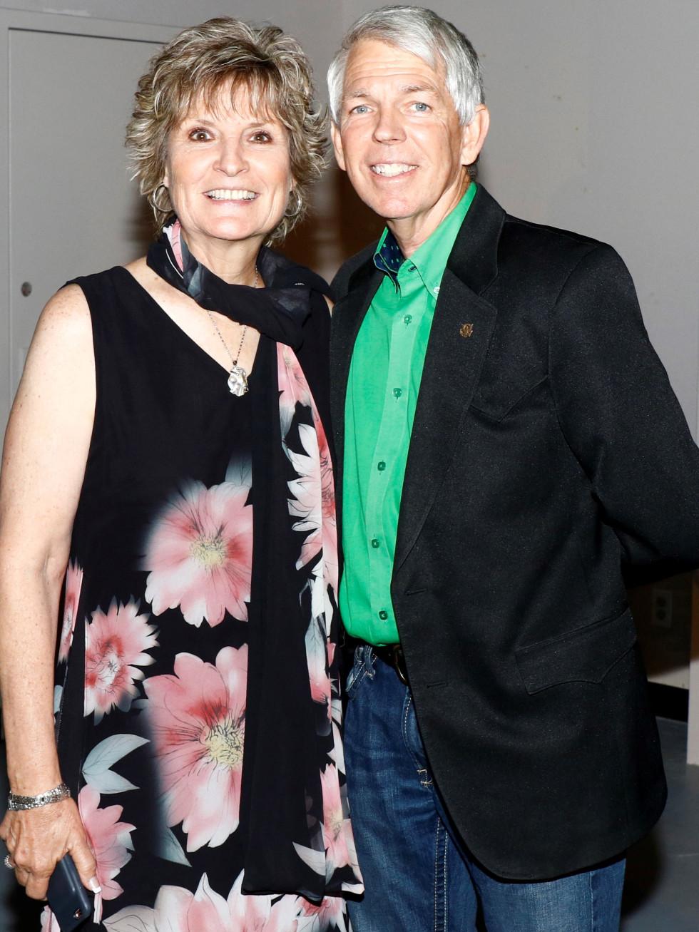 Cheryl Barton, David Barton