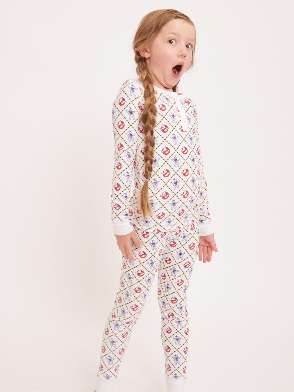 Roller Rabbit Ghostbusters pajamas