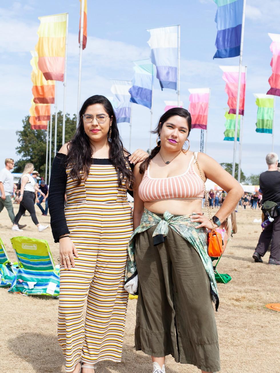 Fashion at Austin City Limits Festival 2019