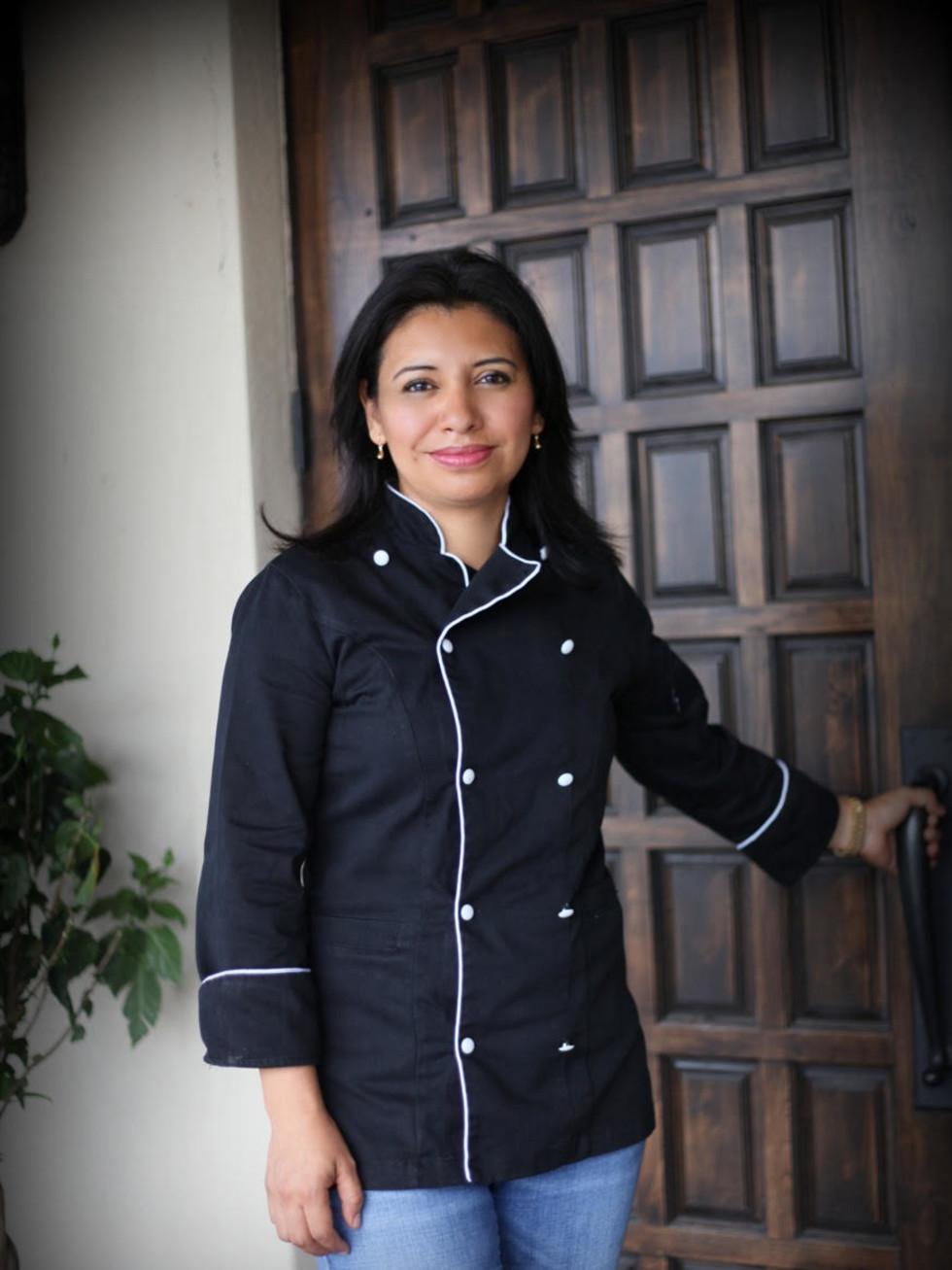 Chef Marisela Godinez