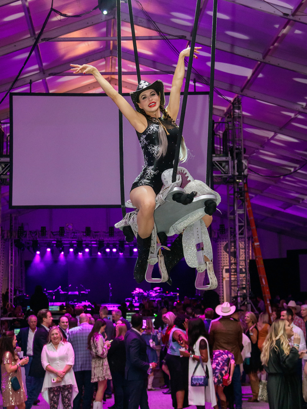 Cattle Barons Ball 2019