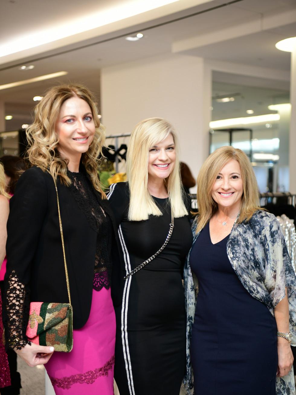 Tootsies Fuschia New Navy 2019 Yelena Grinina, Tammie Johnson and Dena Winkler