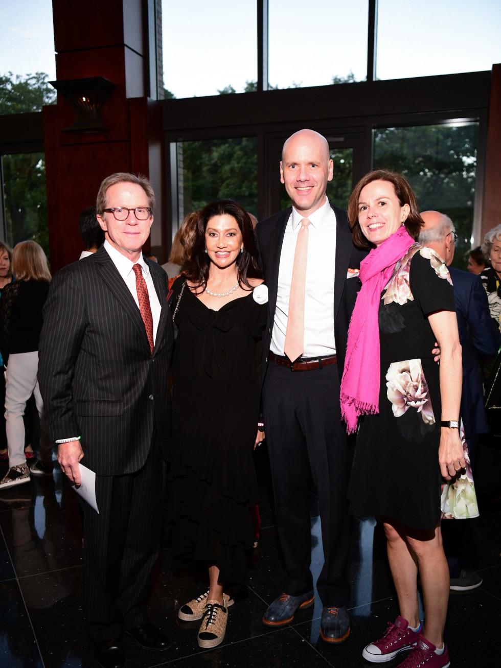 UH Public Art 50th Celebration: Erik and Nancy Littlejohn, John Wehrle, Emily Griffith