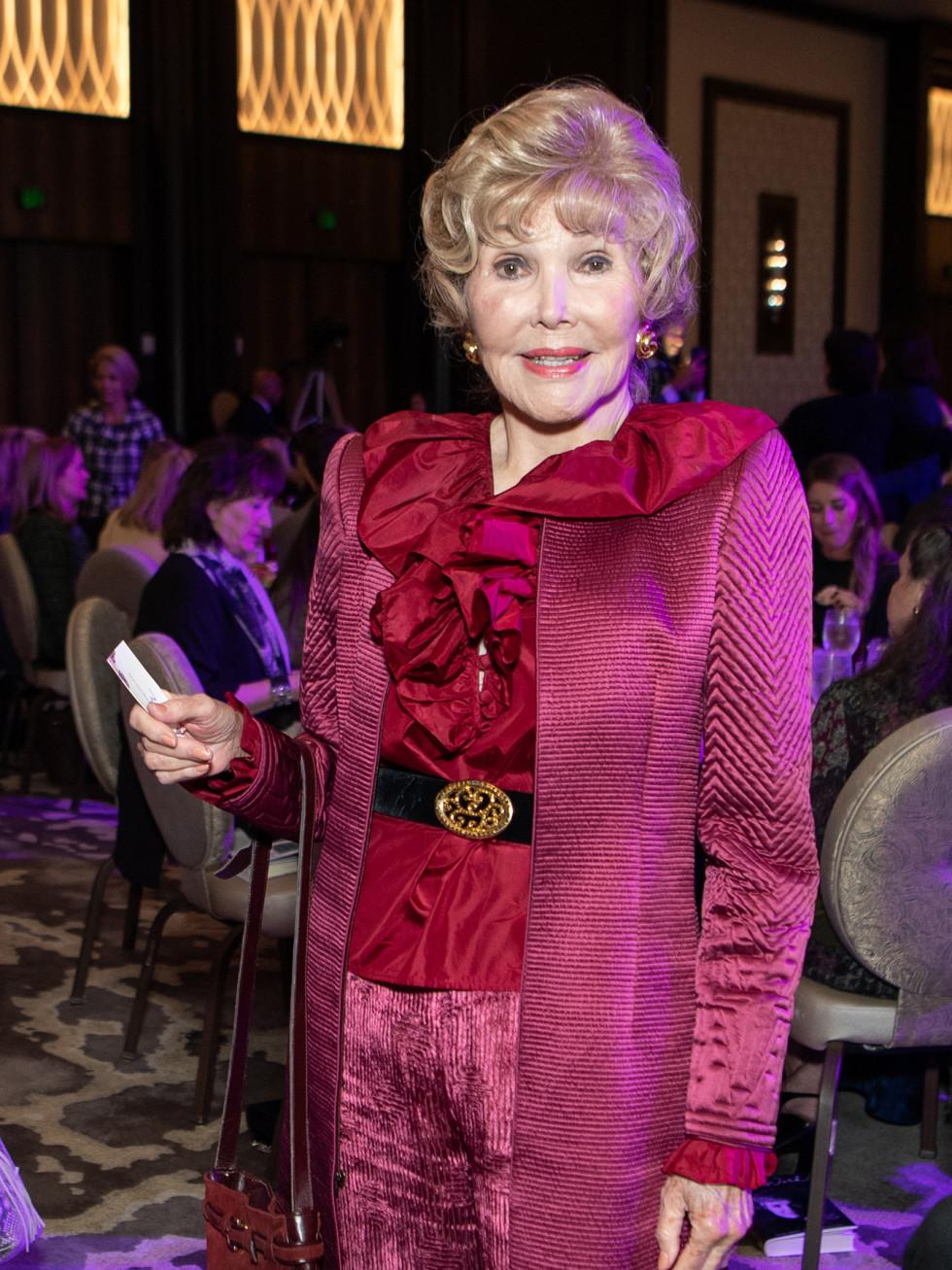 Barbara Bush Power of Literacy Luncheon Julie Andrews 2019 Joanne King Herring