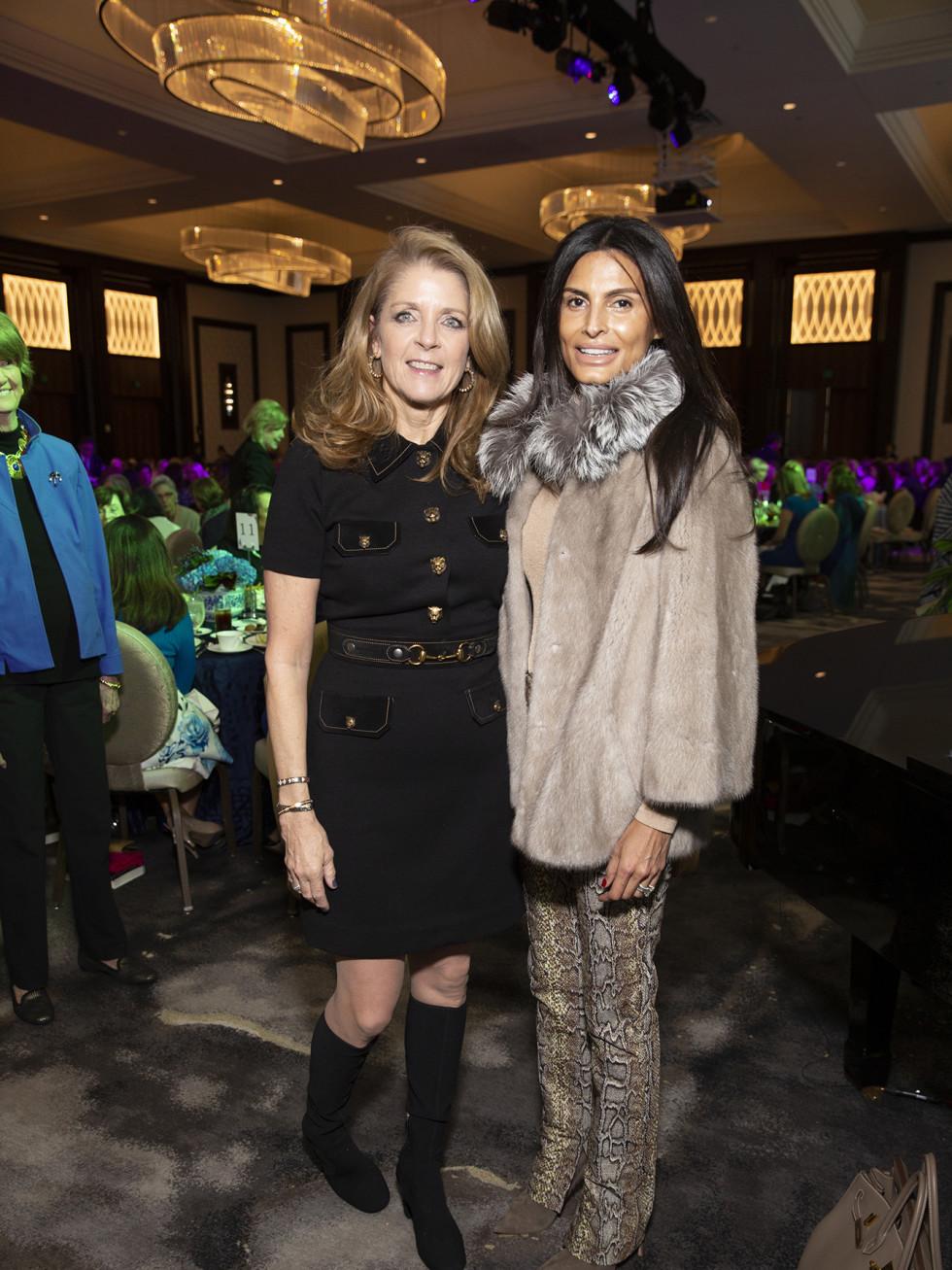 Barbara Bush Power of Literacy Luncheon Julie Andrews 2019  Paige Fertitta and Sebiha Rehmatulla