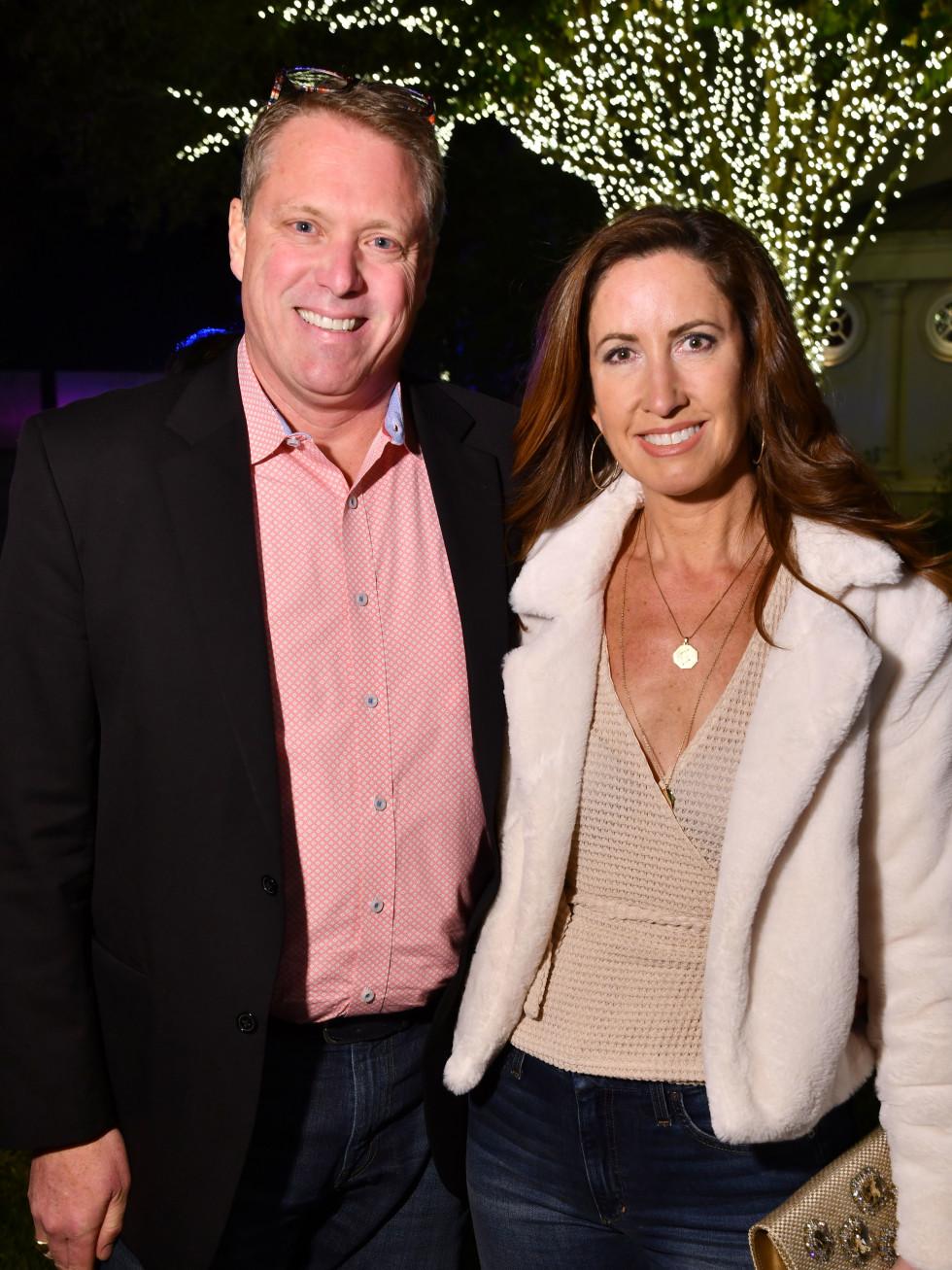 True Blue Gala 2019 John and Kathleen Booth