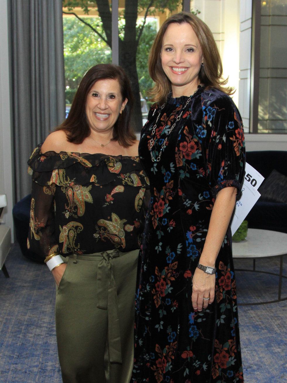 Darlene Ellison & Kim Brannon