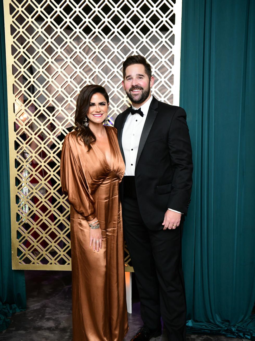Jungle Book Gala 2019 Allison and Preston Schulze