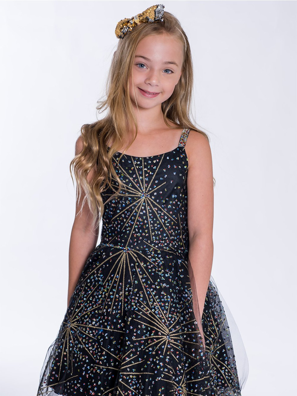 KidBiz holiday dress