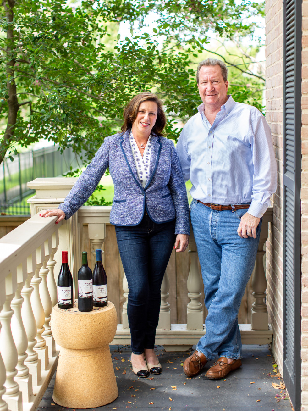 Mutiny Wine Room Mark Ellenberger Emily Trout