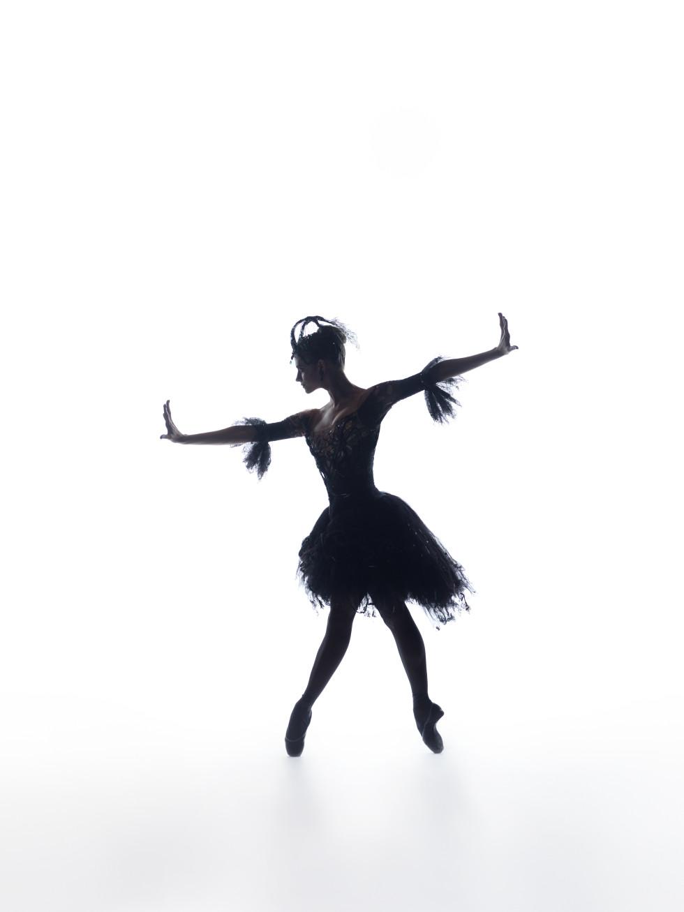 Houston Ballet soloist Jacquelyn Long as Carabosse