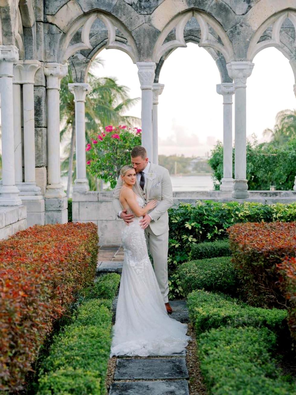 J.J. Watt Kealia married