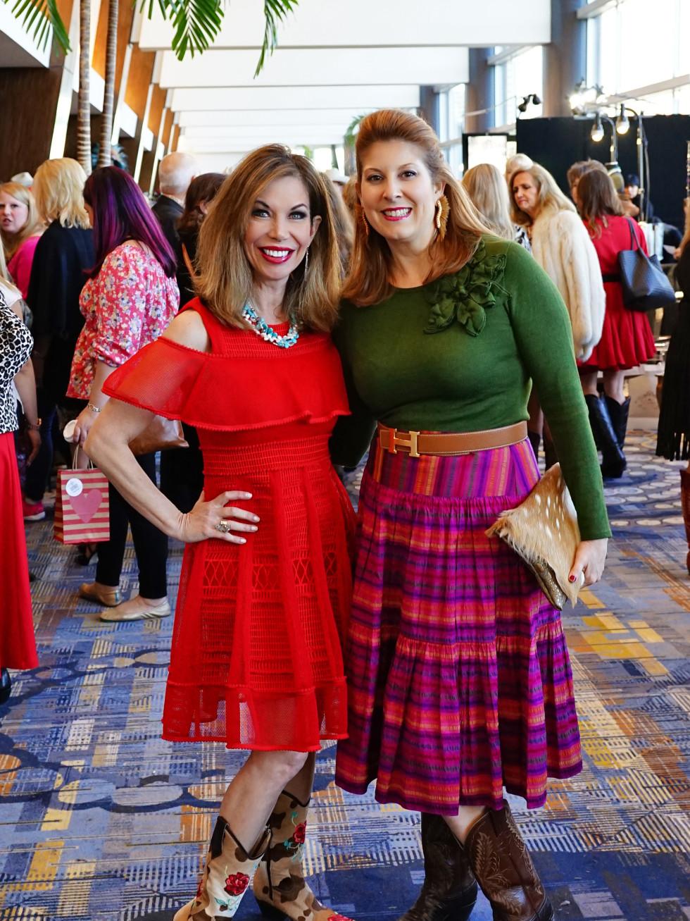 Rodeo Trailblazer Awards Luncheon 2020 Roseann Rogers Christine Sacco