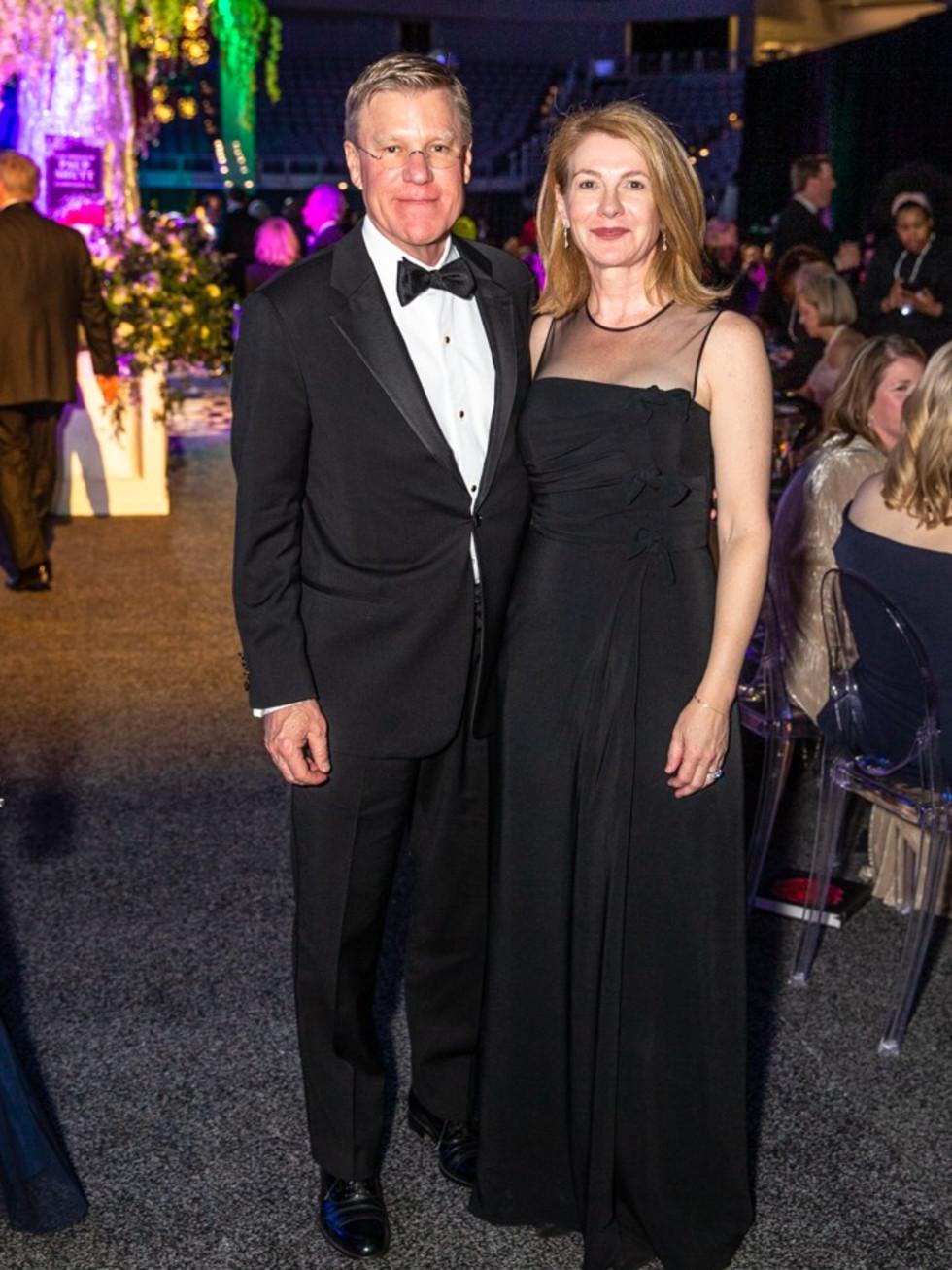 Dr. Evelyn & Rick Merrill