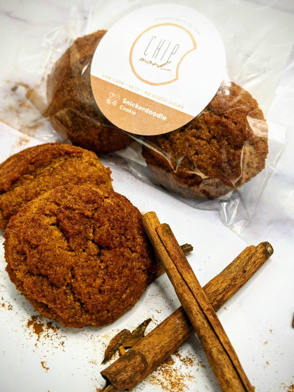 ChipMonk baking snickerdoodle