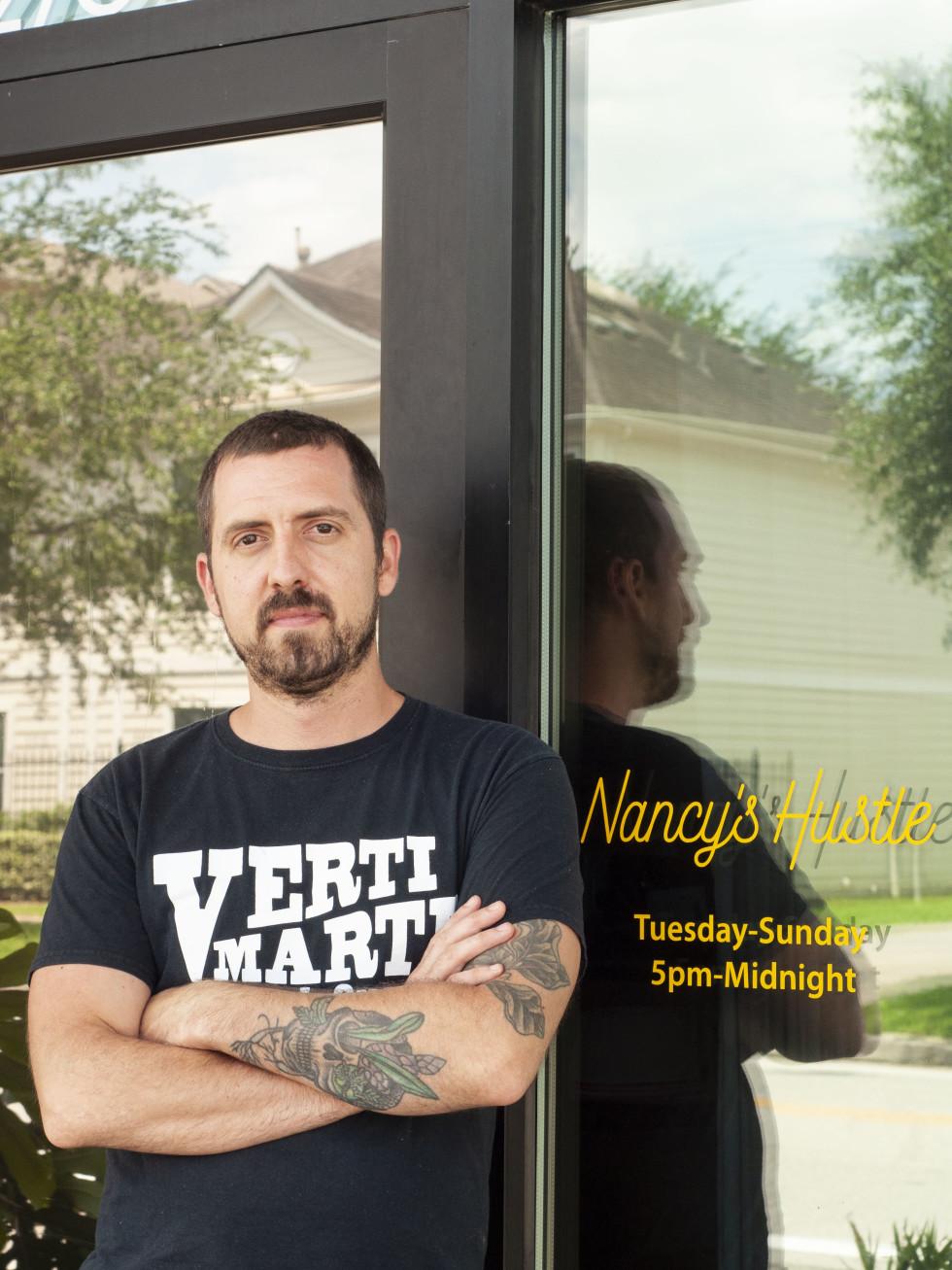 Jason Vaughn Nancy's Hustle
