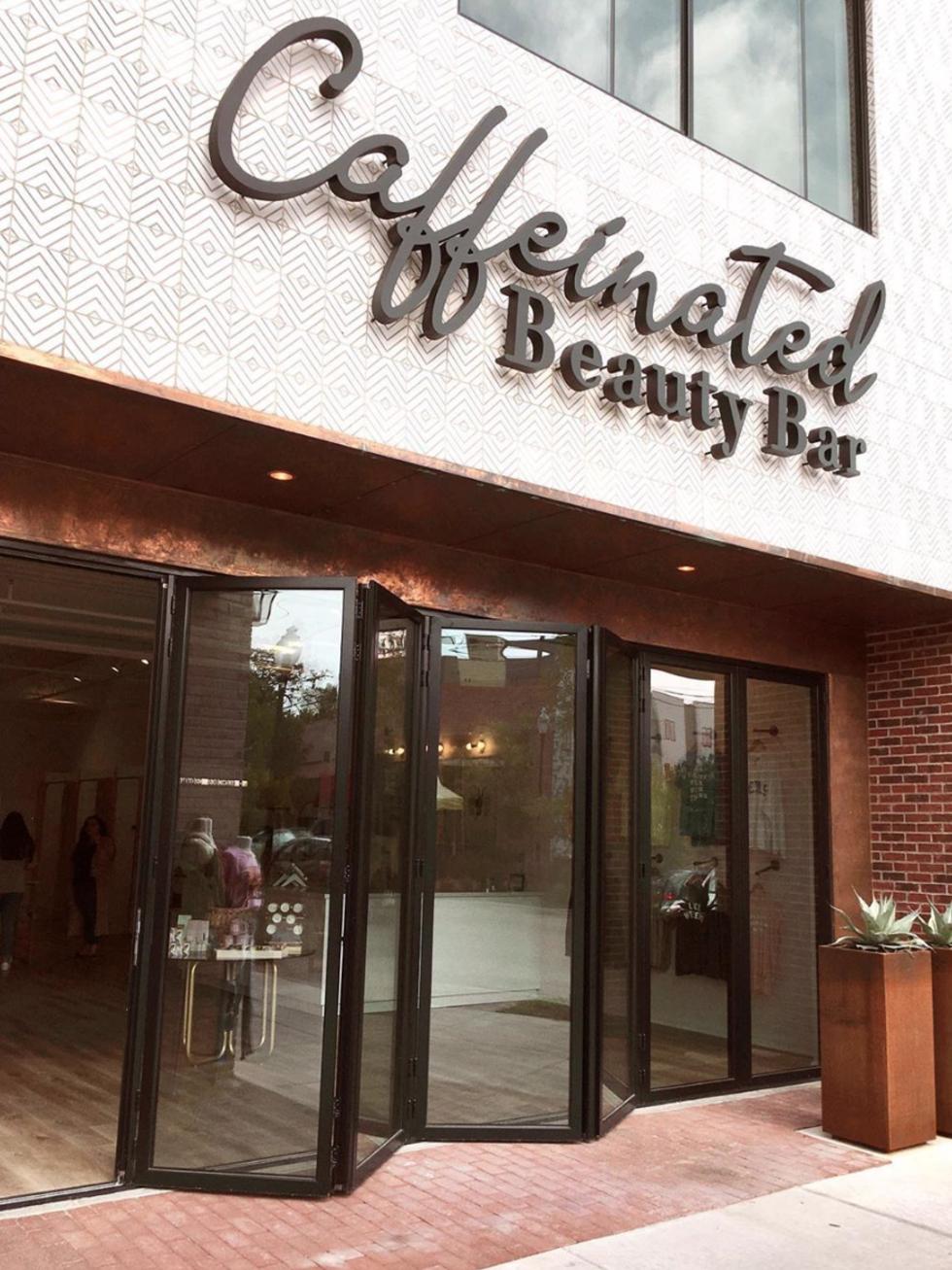 Caffeinated Beauty Bar