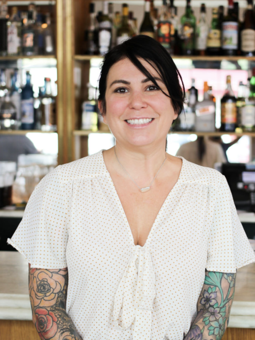 Jennifer Tucker McGuire Moorman Hospitality