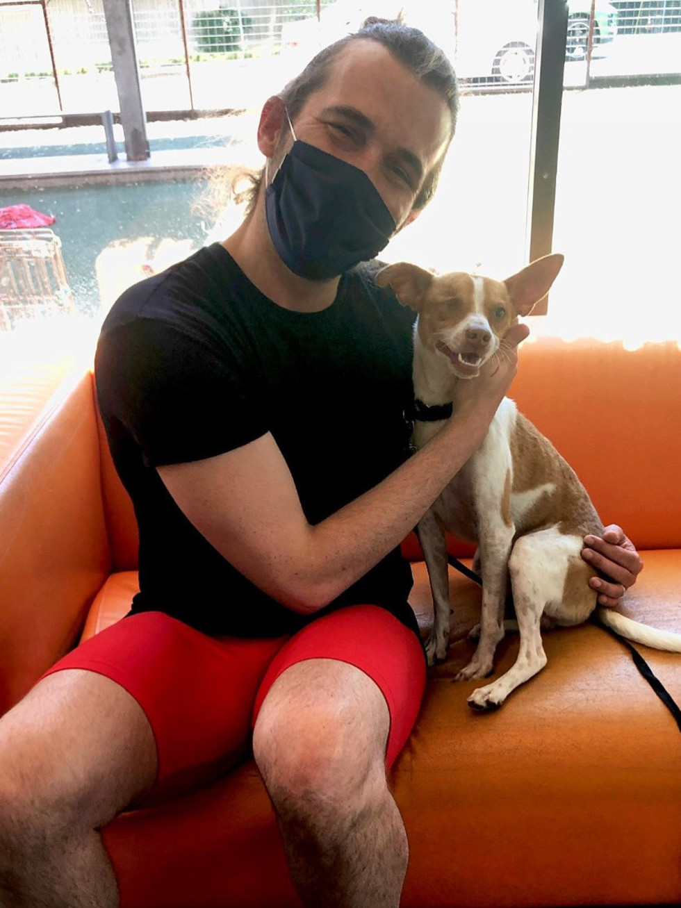 Jonathan Van Ness Austin Pets Alive