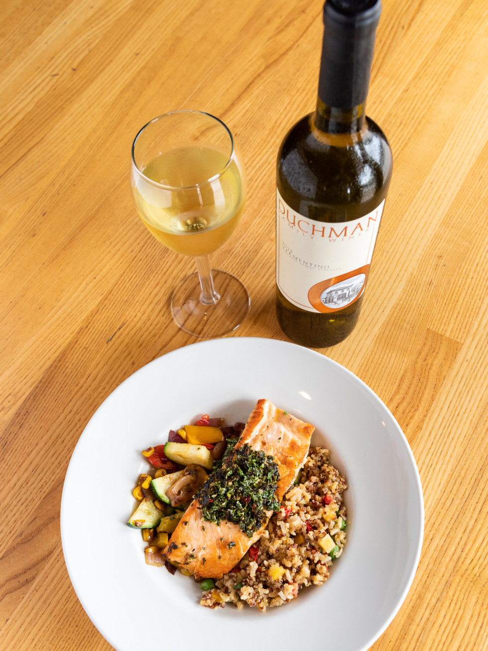 Katz's seafood and wine