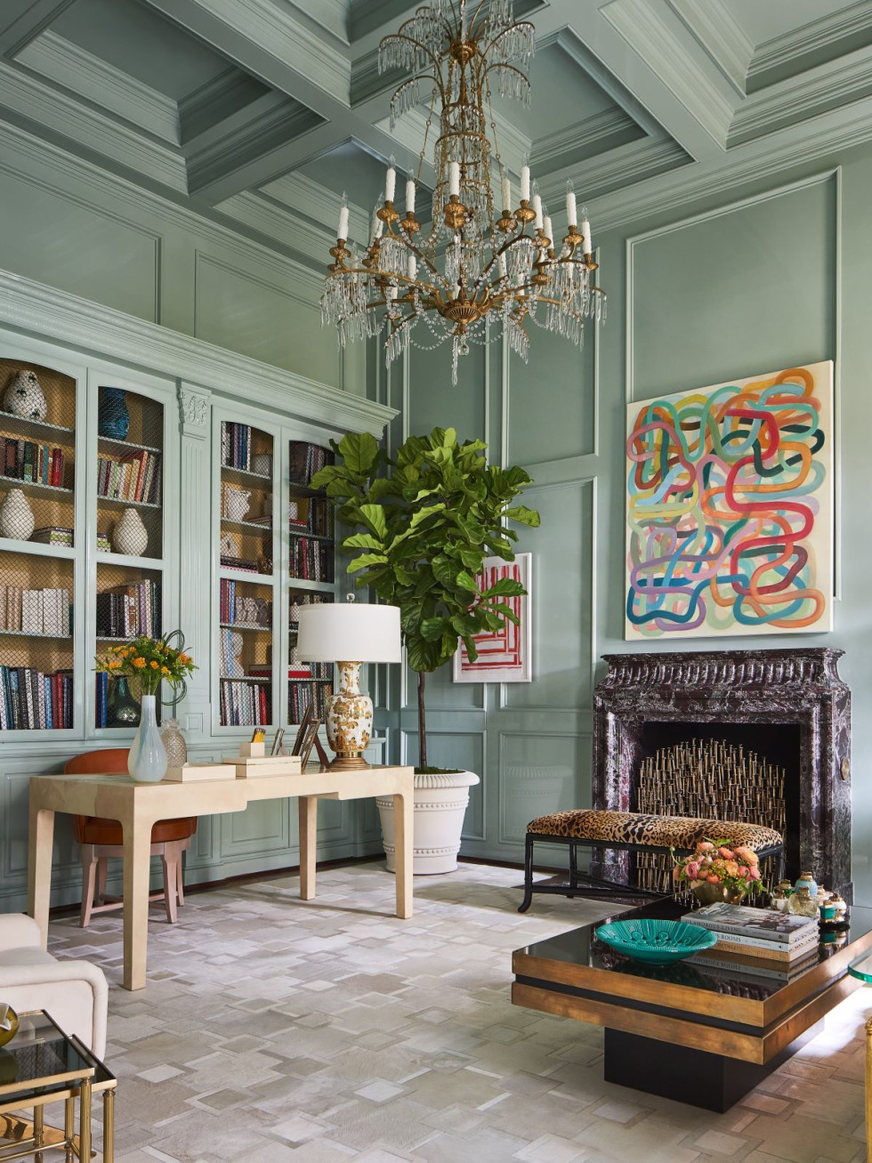 Kips Bay Decorator Show House, Old Preston Hollow