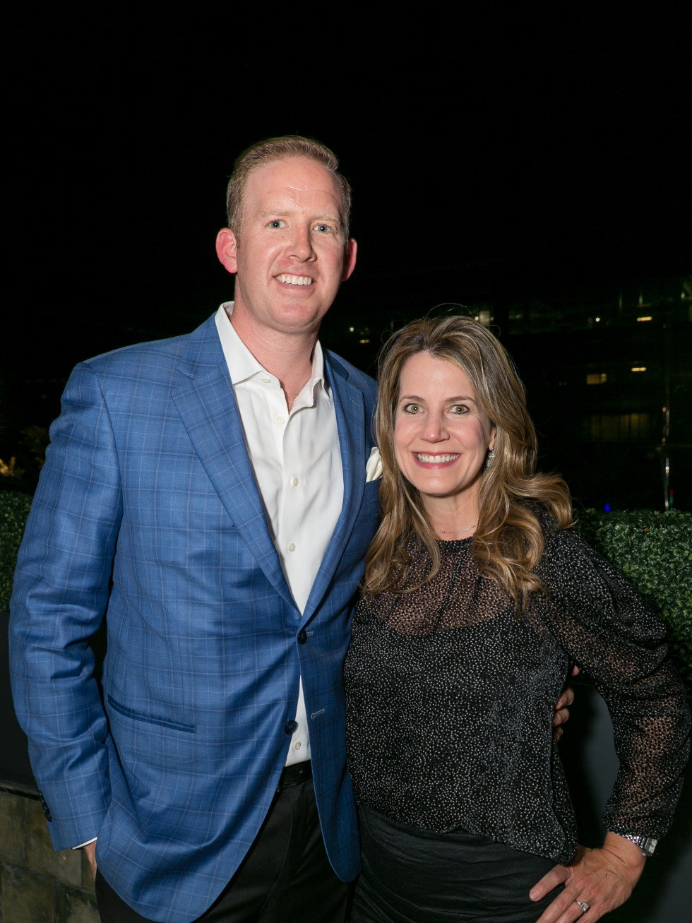 Homemade Hope Home is where the heart is gala 2020 Mike and Heather Loessberg