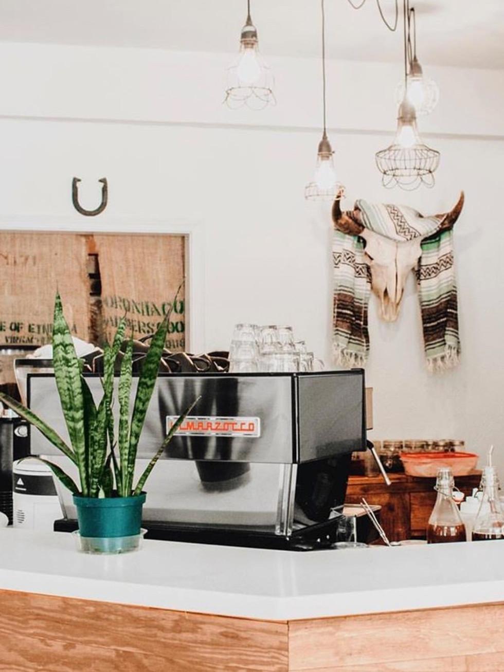 Revival coffee east austin