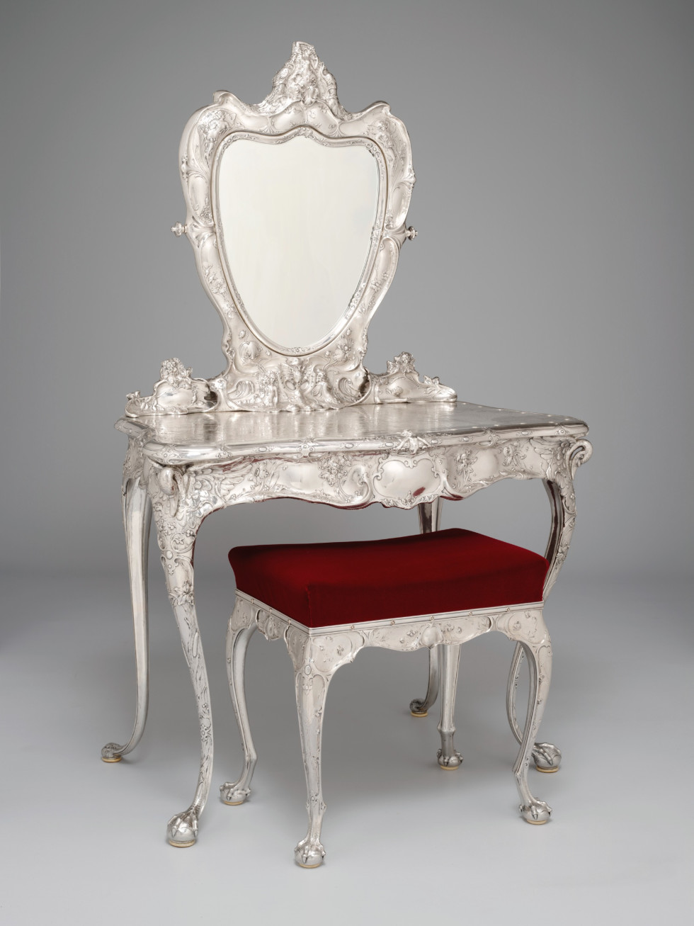 """""""Curbed Vanity: A Contemporary Foil by Chris Schanck"""""""