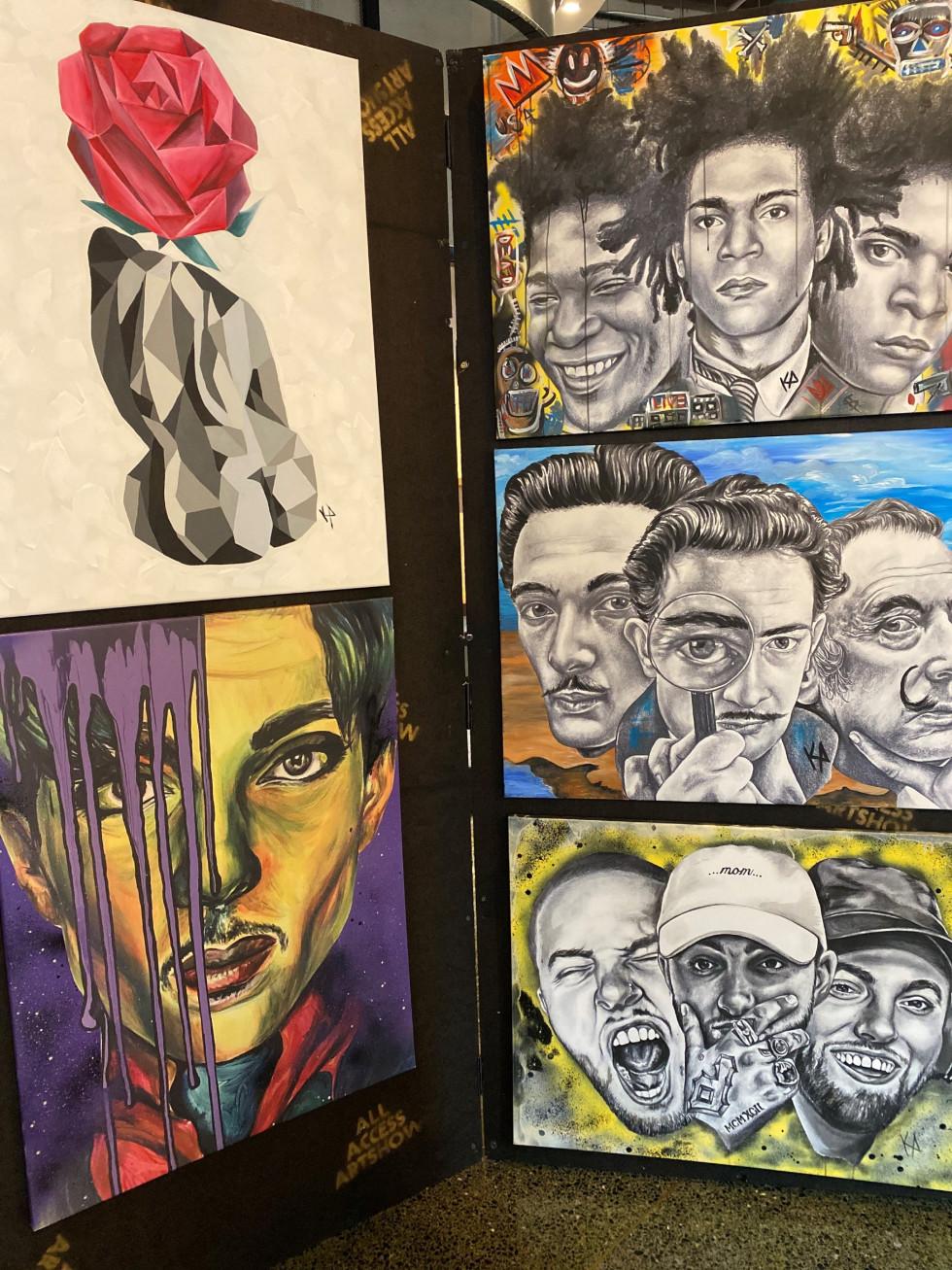 All Access Art Market