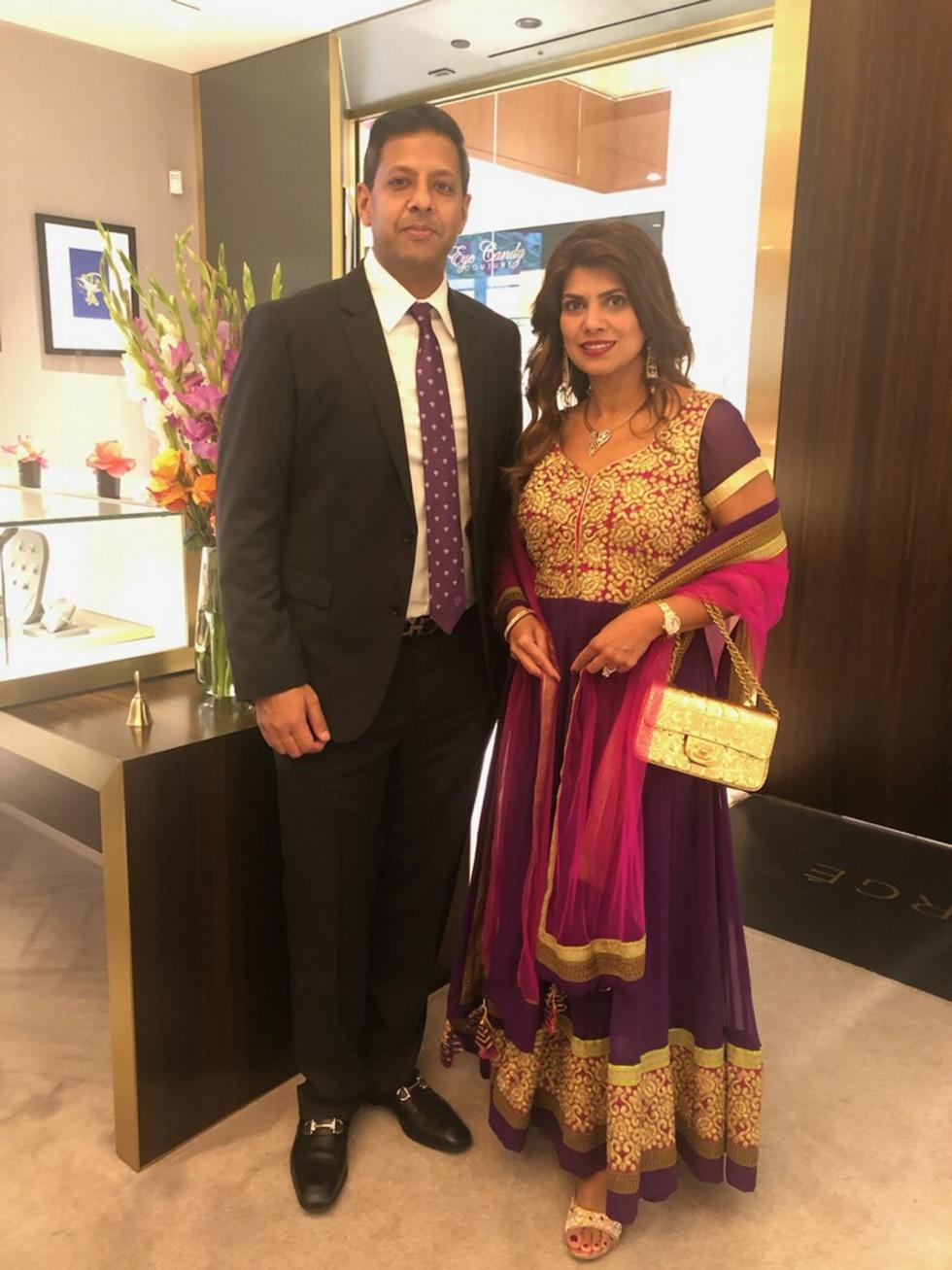LCA Houston Faberge Diwali 2020 Ankur Namrata Goel