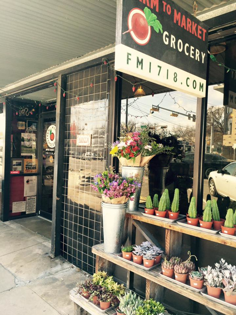 Farm to Market Grocery South Congress Austin