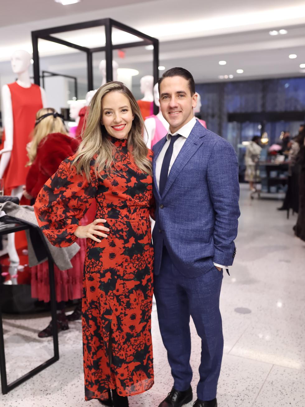 LCA Houston Winter Spring Power Couples 2021 Correa Mónica Medina and Ricardo Flores representing Correra Family Foundation