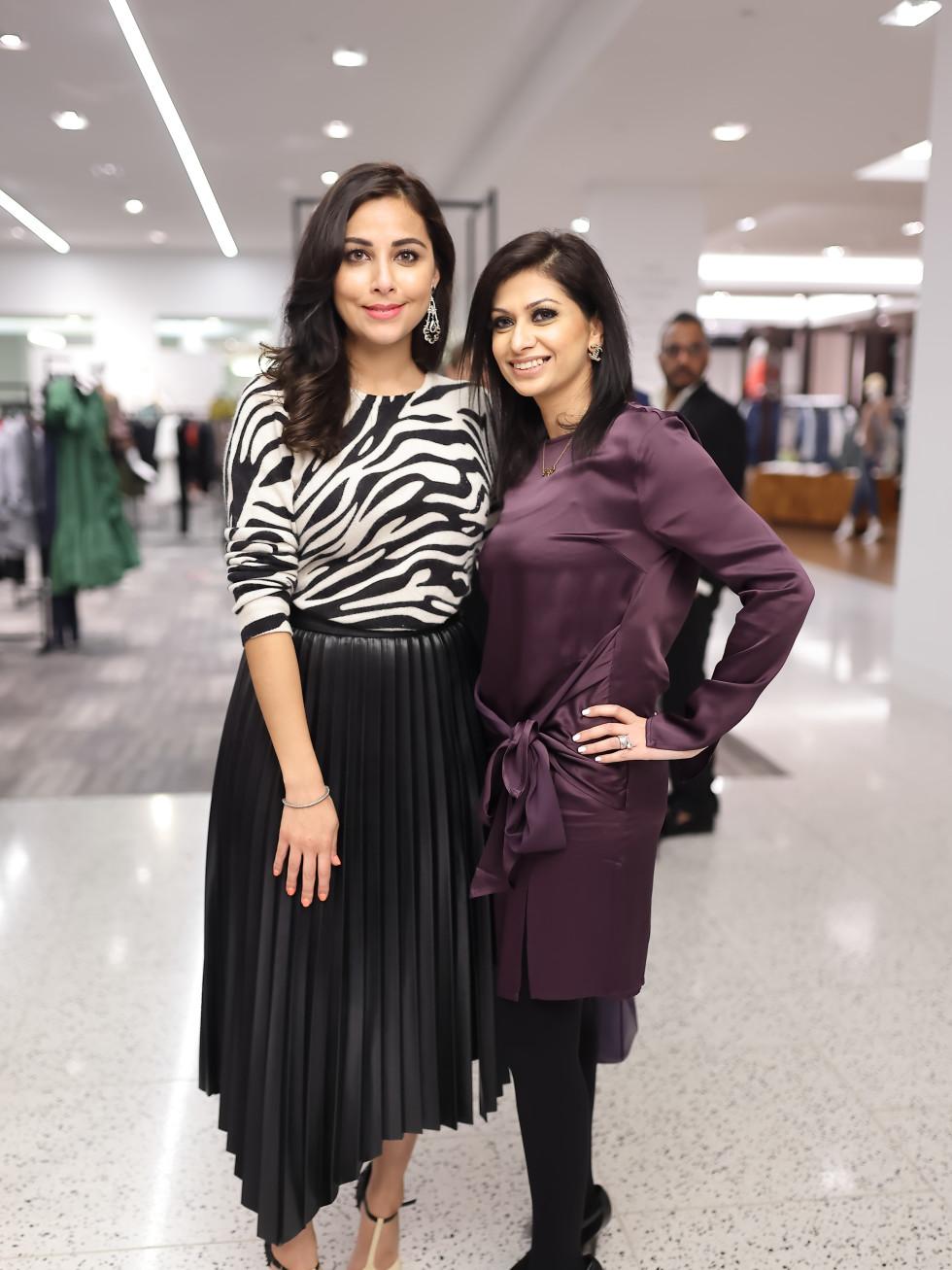 LCA Houston Winter Spring Power Couples 2021 Correa Sheekha Khan and Sadaf Choudhury