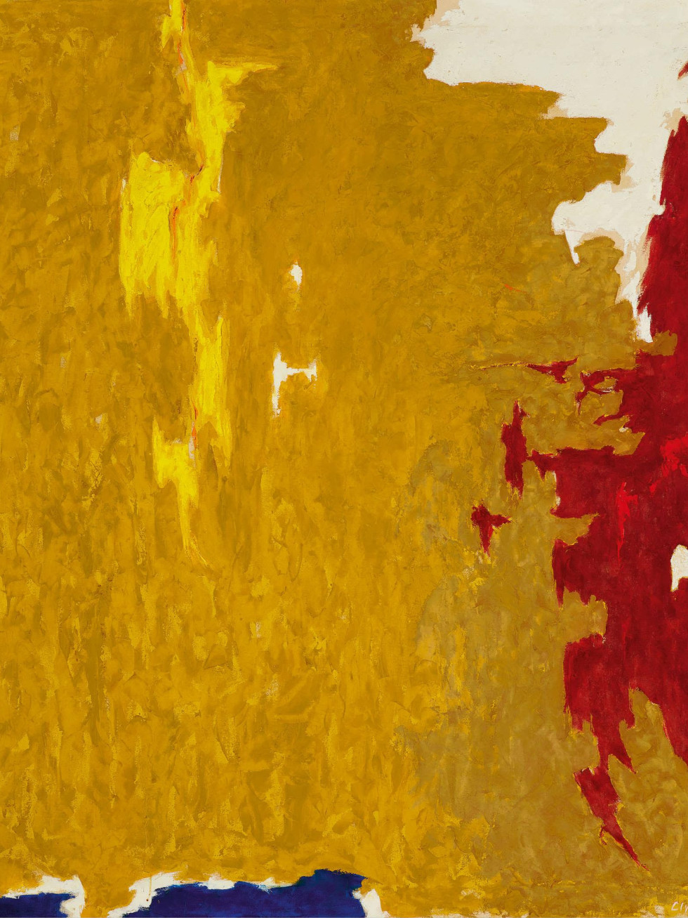 Clyfford Still, PH-125 (1948-No. 1), Anne Marion