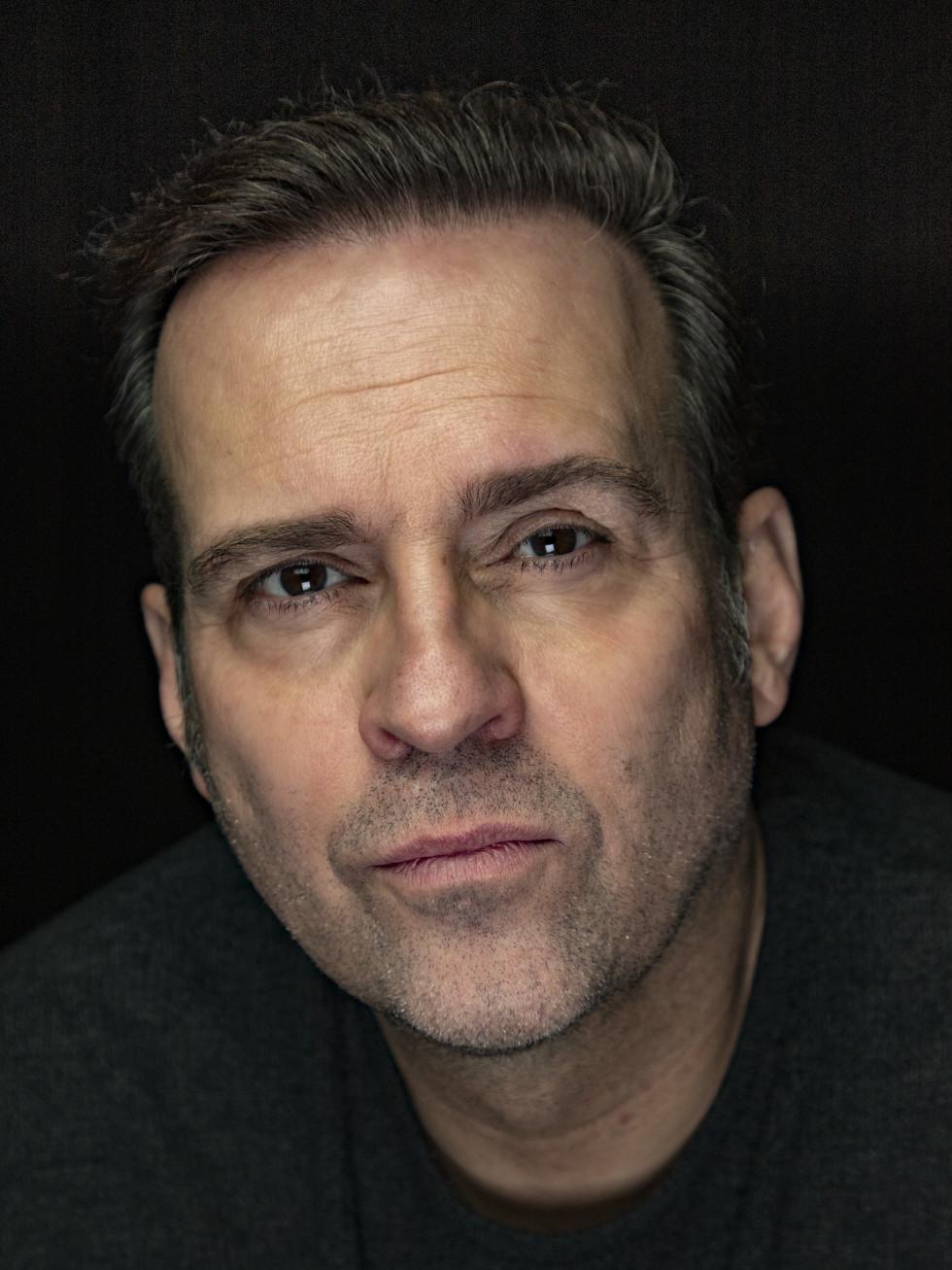 Opera singer Scott Hendricks
