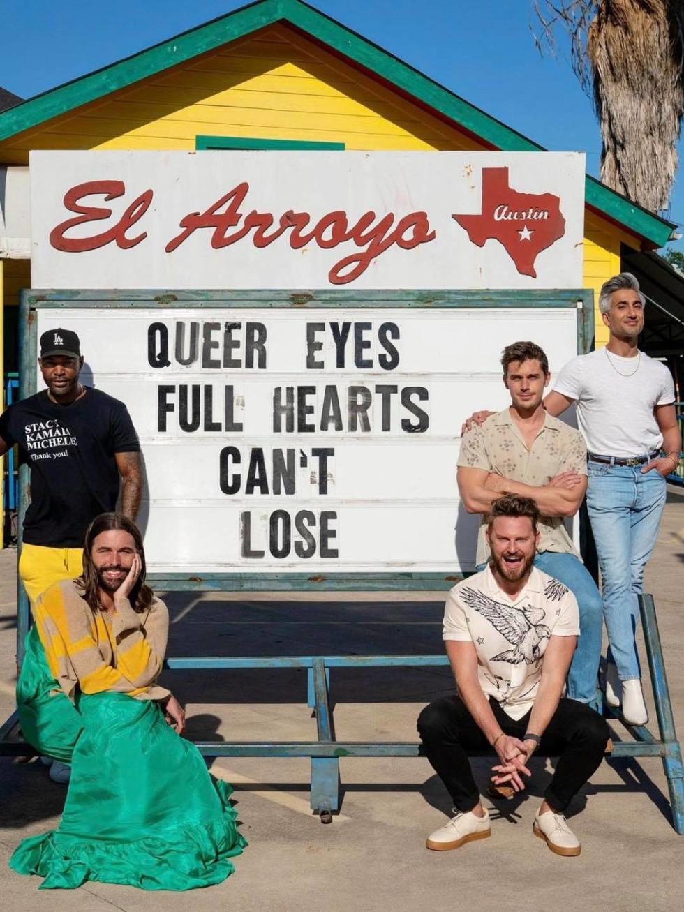 Queer Eye in Austin