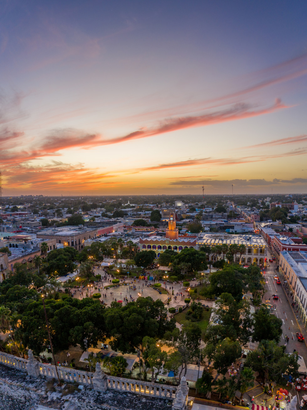 United to Mérida Yucatán
