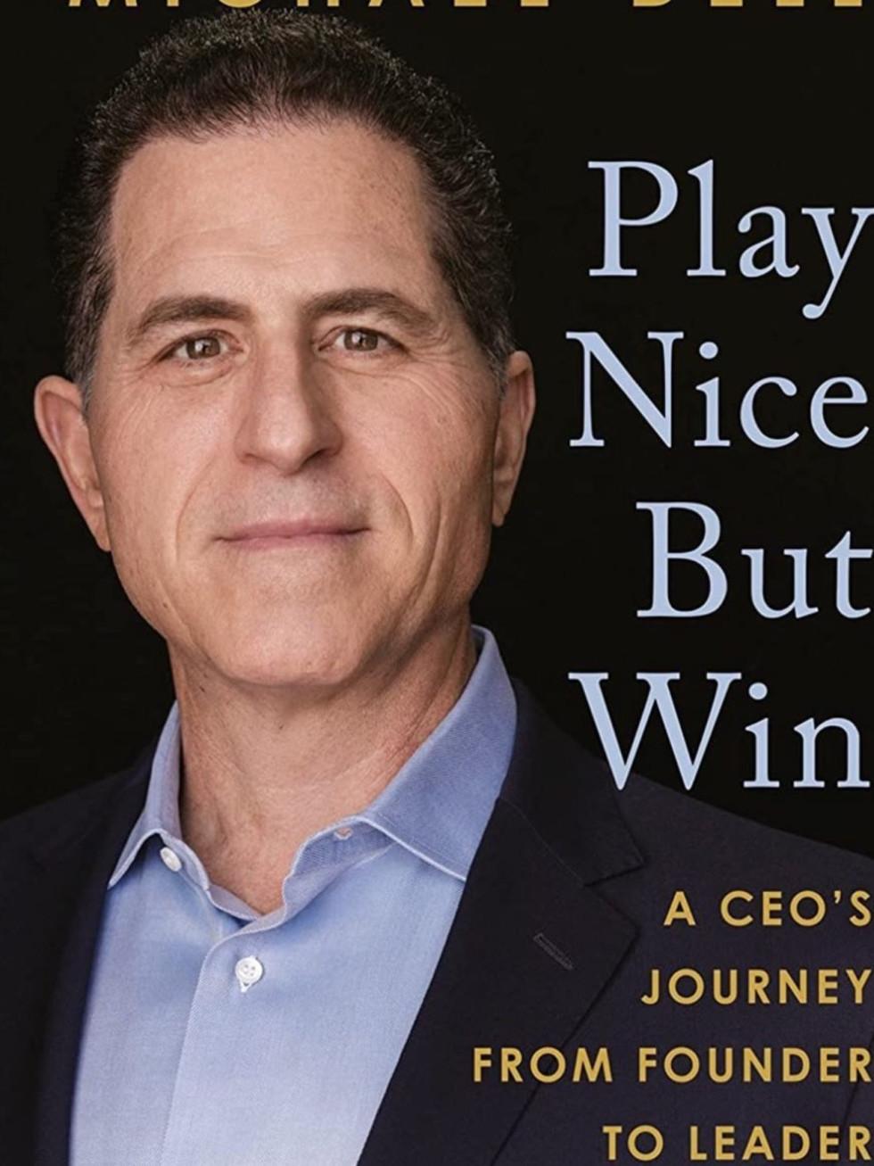 Michael Dell book